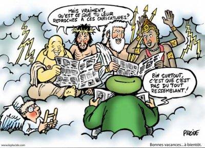 pour une législation sur le blasphème