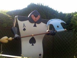 jouer sa dernière carte