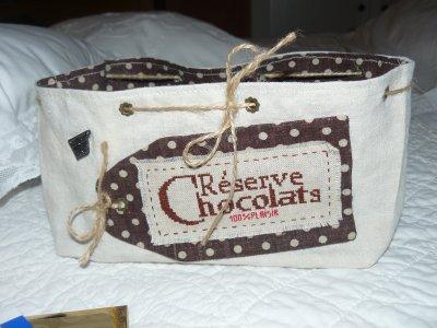 qui n'aime pas le chocolat????????????????????? MA RESERVE!!!! 100% PLAISIR