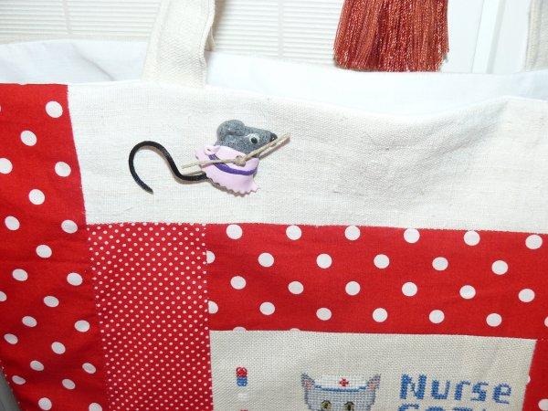 commande d'une amie infirmiere passionnée des chats