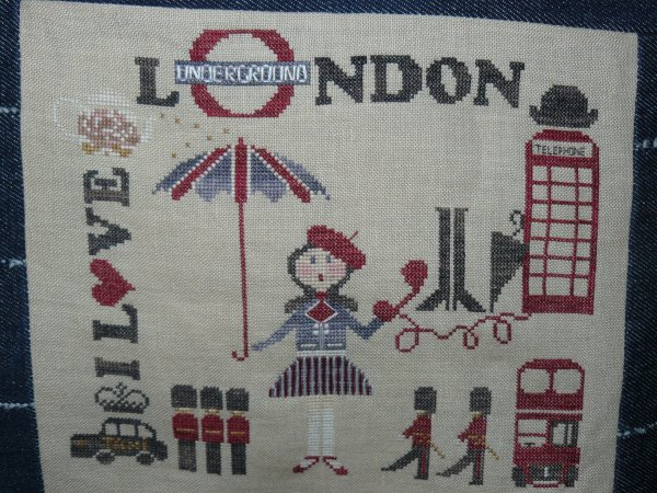 miss london