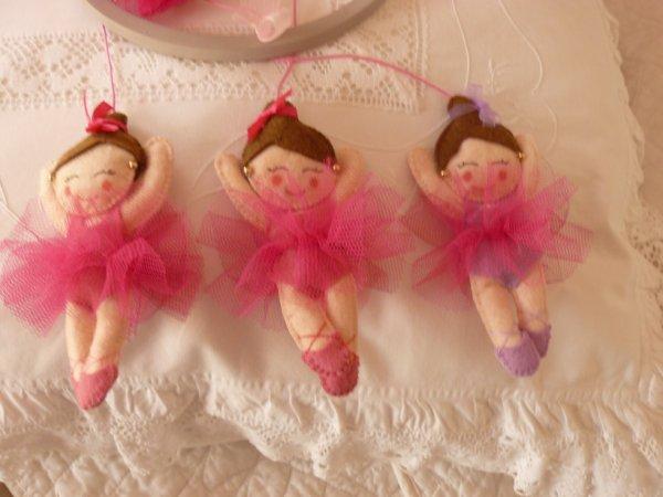 mes petites ballerines