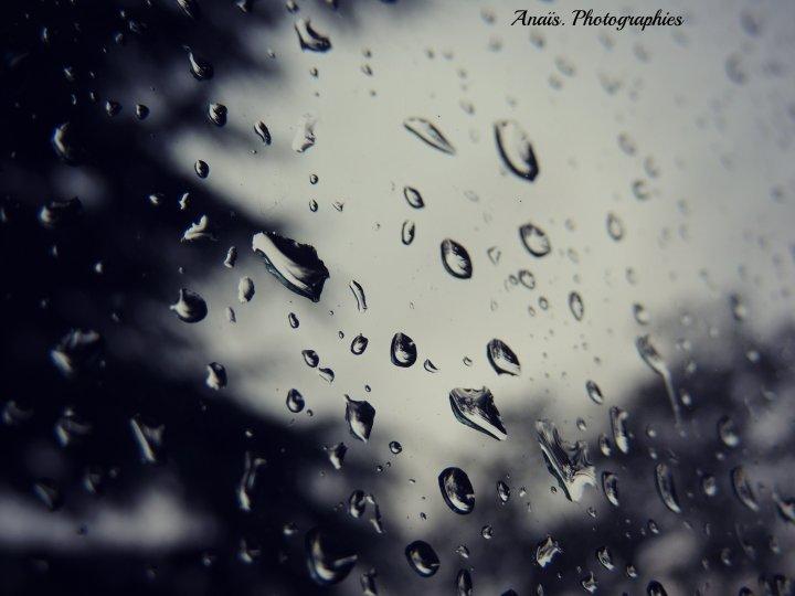 « Les nuages ne disparaissent pas, ils se transforment en pluie. »