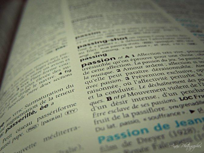 « La passion est la distraction du coeur. »