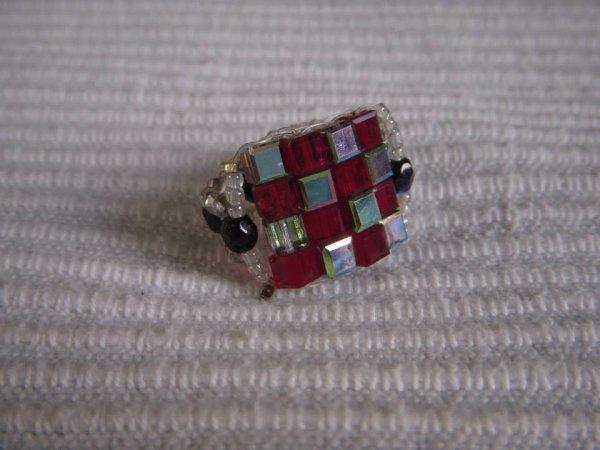 Bagues petit cube