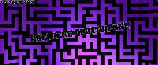 Quotidienne 1