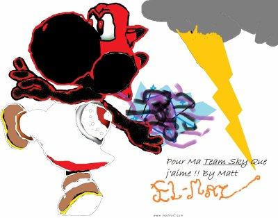 Yoshi Paint