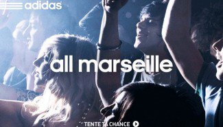 "VIVEZ LA SOIREE ""ADIDAS ALL MARSEILLE"" EN DIRECT!!!!!!"