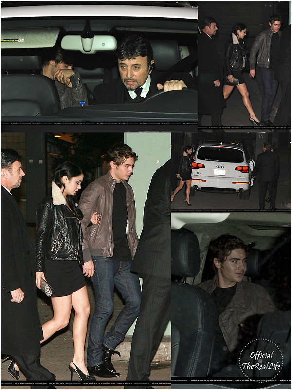 © Official-TheRealLife™  14/12/09  ※  Vanessa Hudgens - 21ST Birthday Party au East Night Club à Hollywood.  _