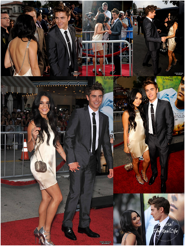 © Official-TheRealLife™  20/07/10  ※  Première mondiale de Charlie St.Cloud à Los Angeles.  _