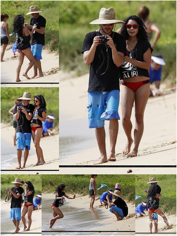 © Official-TheRealLife™  21/08/10  ※  Vanessa & Zac continue leurs vacances à Hawaï.  _