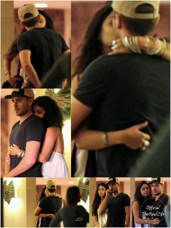 © Official-TheRealLife™  28/11/10  ※  Zanessa, Love in Hawaï is Back... + Vidéo Pap's.  _