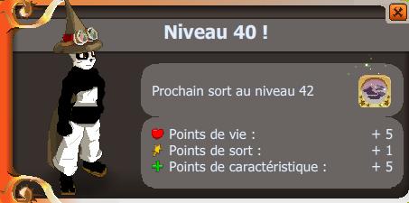 """Nouveau """"pallier"""" +allignement"""