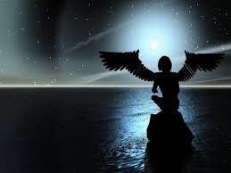 petit ange noir