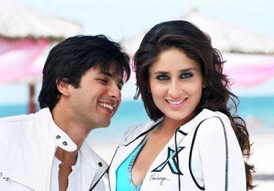 Shahid et Kareena