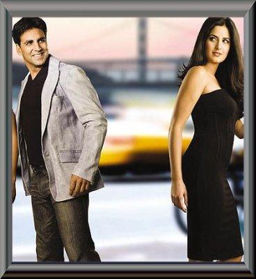 Akshay et Katrina