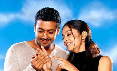 Surya et Jothika