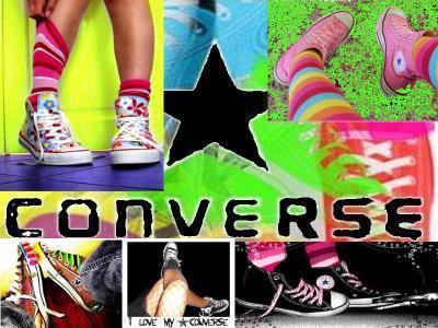 Converse !!!