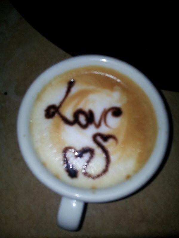 mon cafe crème