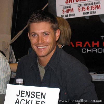 Tout sur jensen ackles vive supernatural - Jensen ackles taille ...