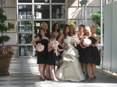 Le mariage de Jensen et Daneel