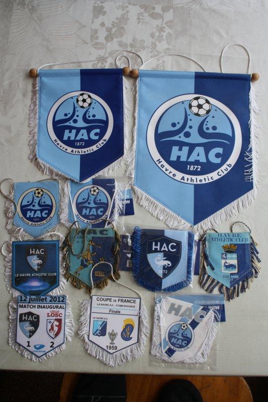 Fanions Hac