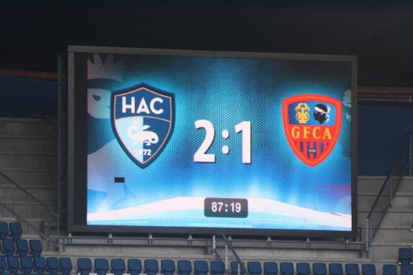 Hac - Ajaccio