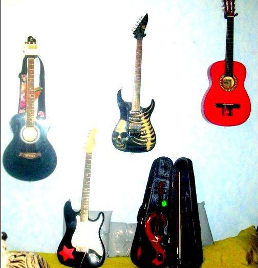 la music une passion mes jouer preferés !!