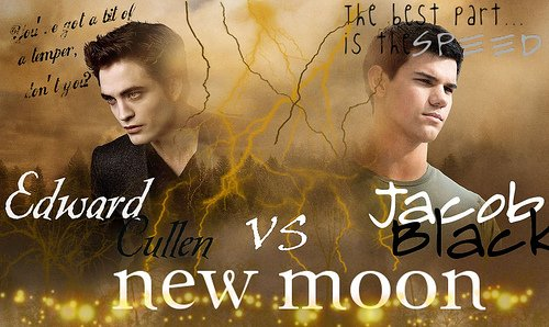 Jacob vs Edward