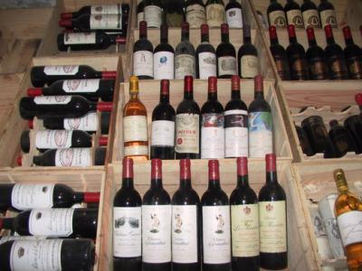 les vins !