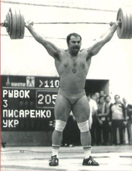 [ champion of weightlifting.....(a vous de traduire) ]