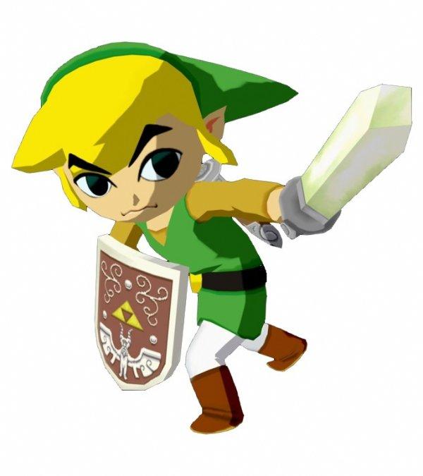 Le hylien Link