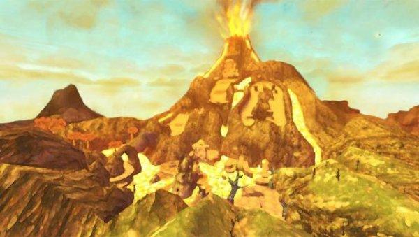 foret de firone,volcan d ordinn,le desert de lanelle
