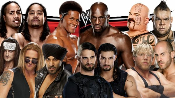 Carte de WWE TLC