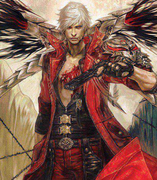 1er Article : Le Jeux Devil May Cry et ses sources.