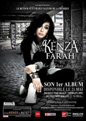 Kenza-Farah