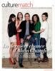 Magasine ; Paris Match en compagnie d'Alain Chamfort