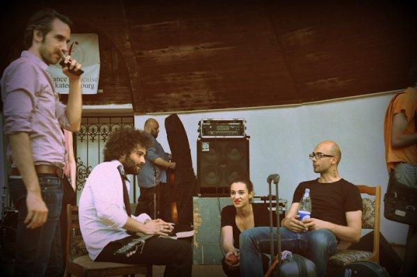 Concert ; Le 23.06.12 à Ekaterinbourg (Russie)