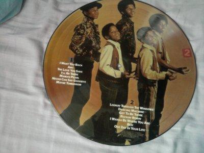 vinyl Jackson 5
