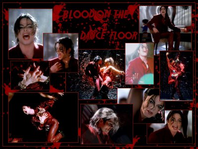 Blood on the dance floor (Traduction)