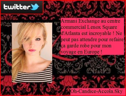 Twitte du 12 Avril