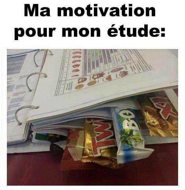 Motivation, où es-tu ?