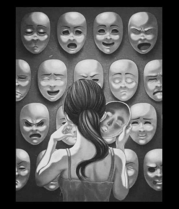 Pourquoi un masque ?
