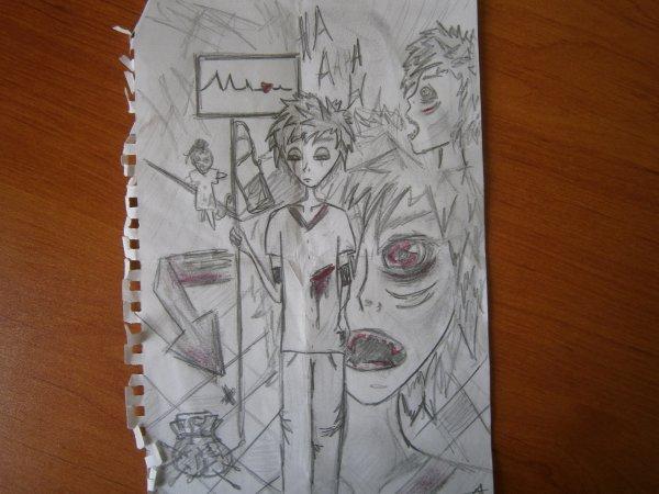 bon je compte plus ça me saoul ^^ donc voilà 2 de mes first dessins.....