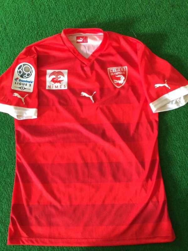 Maillot 222 nimes face
