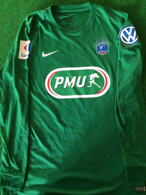Maillot 226 coupe de France 100eme