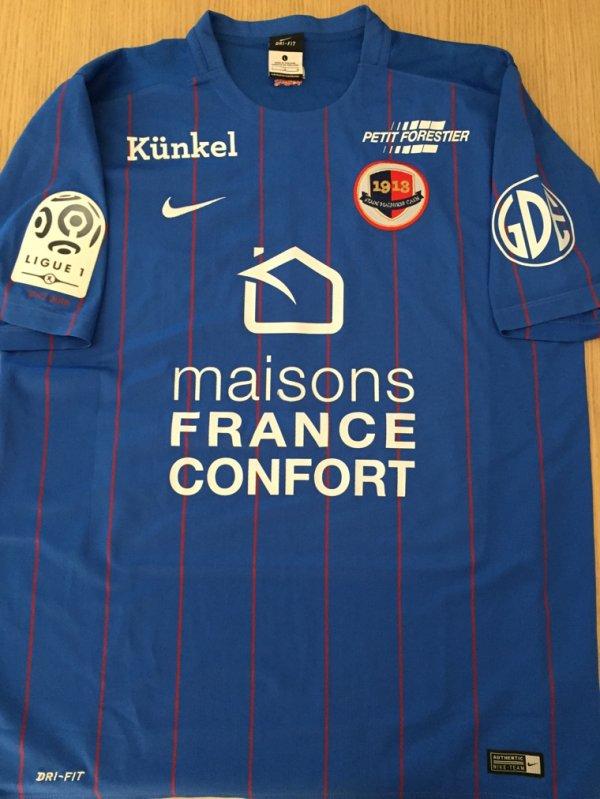 Maillot 230 face Caen