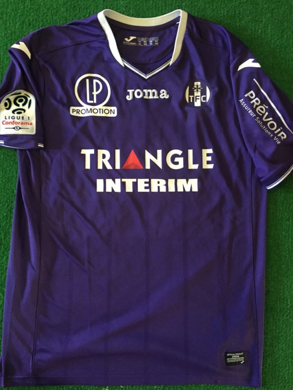 Maillot 231 face toulouse