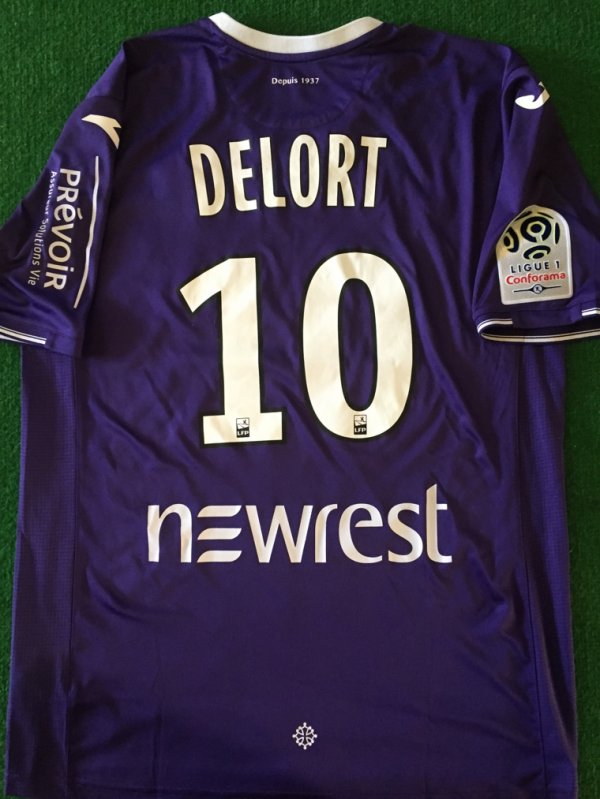 Maillot 231 dos toulouse