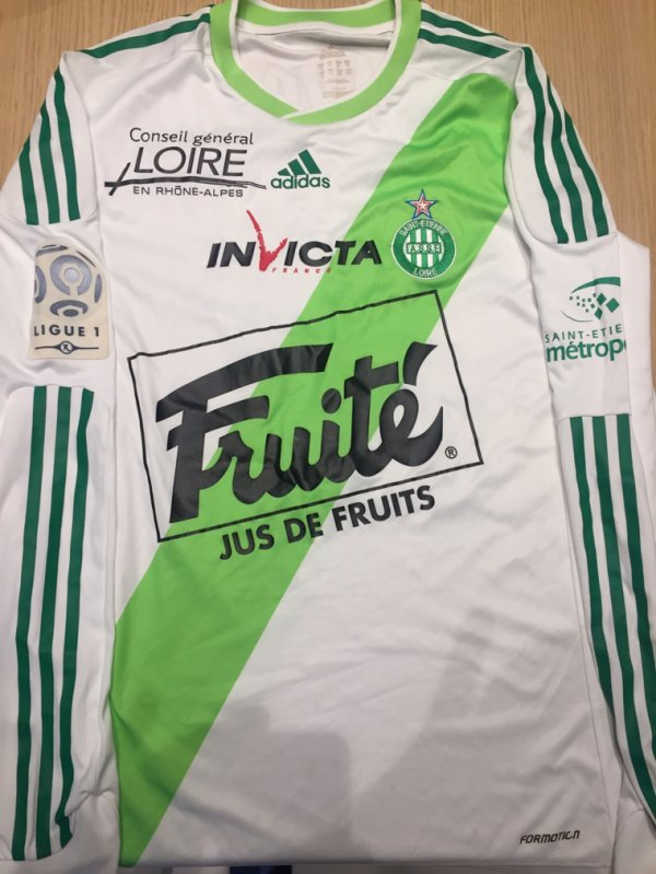 Maillot 242 face